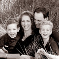 Kerith and Scott and Family